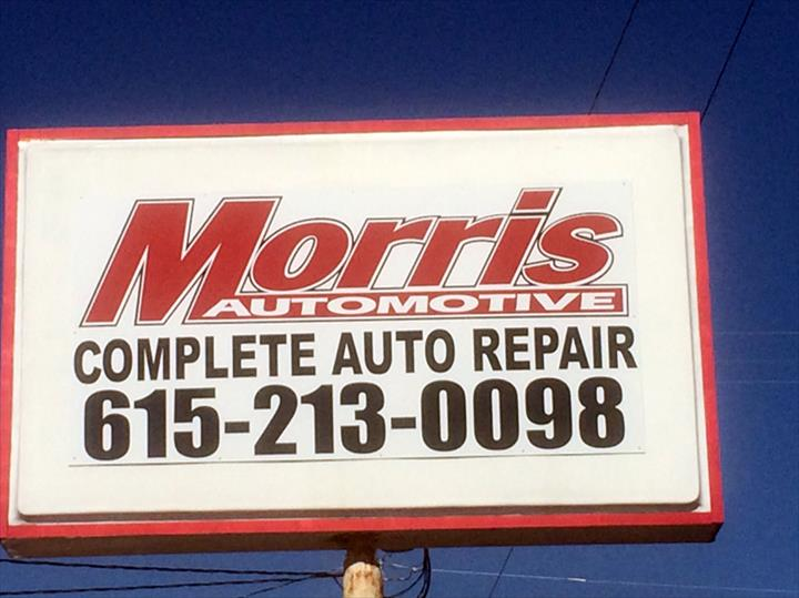 Morris Automotive, L.L.C. - Auto Repair & Service - La Vergne, TN - Slider 0